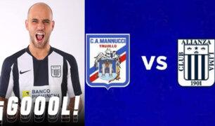 FIN DEL PARTIDO: Alianza Lima le empató en el minuto 90' al Mannucci