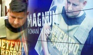 Negocio de la muerte por encargo: habla Magnun, el sicario implicado en caso Gerald Oropeza