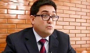 Procurador Jorge Ramírez responde a Odebrecht: su demanda está destinada al fracaso