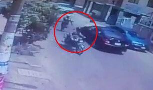 Depincri de Los Olivos investiga robo de S/50 mil a cambistas