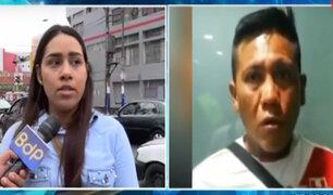 Venezolana acusada de robo a peruano: me agredió psicológica y físicamente