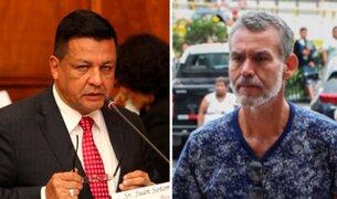 Solicitan 36 meses de prisión preventiva para Juan Sotomayor y Víctor Albrecht