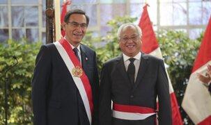 Ministro Juan Carlos Liu renunció tras conocerse que dio consultorías a Odebrecht