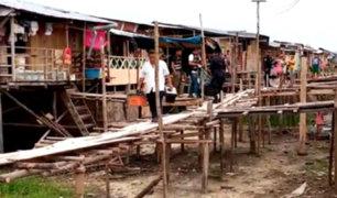 Iquitos: hombre confesó haber estrangulado a la madre de su hija en su vivienda