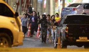 Tailandia: abaten a sujeto que inició tiroteo y mató al menos a 30 personas