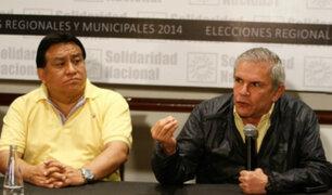 Suspenden audiencia de prisión preventiva contra Luis Castañeda Lossio hasta mañana