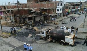 Tragedia en VES: a 27 se incrementó cifra de fallecidos tras deflagración