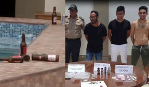 Punta Negra: 15 personas intervenidas en un nuevo búnker dedicado al tráfico ilícito de drogas