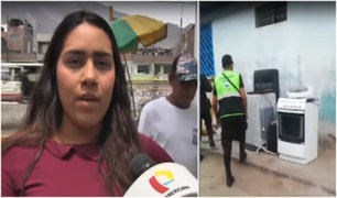 """Venezolana acusada de robo: """"quedamos en que yo me llevaba las cosas cuando me vaya de la casa"""""""