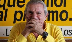 """Walter Albán sobre requerimiento de prisión preventiva: """"Castañeda había pasado desapercibido"""""""