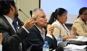 Luis Castañeda: PJ continúa evaluando hoy pedido de prisión preventiva