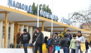 Susalud se pronuncia por casos de niños portadores de bacteria en hospital Cayetano Heredia