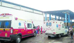 Áncash: joven muere tras caer en máquina trituradora de fábrica de hielo