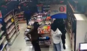 Piura: detienen a tendero que robó artículos en librería