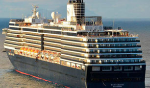 Coronavirus: Tailandia prohíbe el desembarco de pasajeros de un crucero