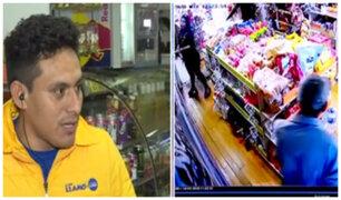 Lince: minimarket asaltado 100 veces en 2019 registró este año 15 robos más