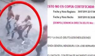 No era la primera vez: El historial de denuncias por violencia del futbolista Adrián Zela