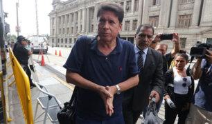 Caso Orellana | Exjefe de Sunarp, Álvaro Delgado, se entregó a la justicia este martes