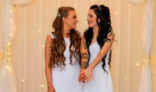 Irlanda del Norte celebró por primera vez un matrimonio homosexual