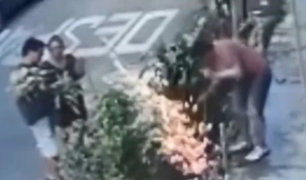 Breña: abren investigación por caso de hombre electrocutado en jardín
