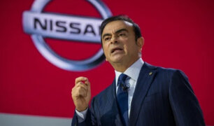 Carlos Ghosn: Nissan interpone una demanda por más de US$90 millones