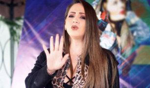 Melissa Klug exige 200 mil dólares a Jefferson Farfán por violar acuerdo de confidencialidad