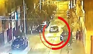 Breña: sicario dispara a hombre en la puerta de su casa