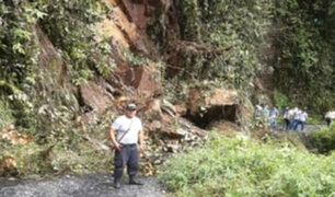 Cusco: deslizamientos bloquean vía al Parque Nacional del Manu