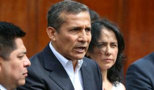 Elecciones 2021: Ollanta Humala solicitó su inscripción al JEE
