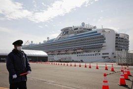 Japón: peruanos atrapados en crucero en cuarentena están bien de salud