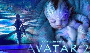 Avatar 2: se revelan impresionantes imágenes de la secuela de James Cameron