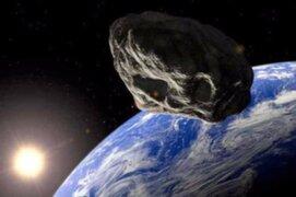 NASA descarta riesgo por asteroide que chocaría contra la Tierra en 2022