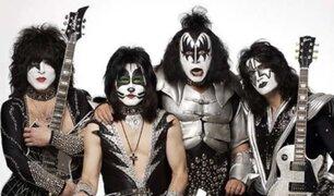 KISS: la banda de rock estrenará su película biográfica en 2021