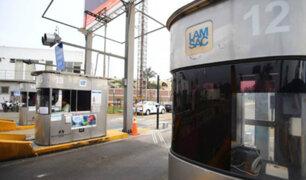 Revocan suspensión de cobro de peaje en La Molina