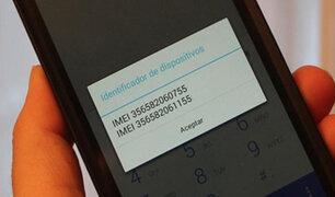 Osiptel: este jueves suspenderán más de 5 mil celulares con IMEI bloqueado