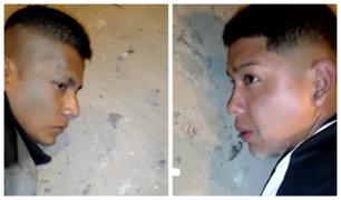 VES: capturan a delincuentes que asaltaron y dispararon a joven