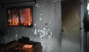 Cajamarca: se niega a retomar relación y expareja le incendia departamento