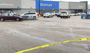 EE.UU: tiroteo al interior de supermercado dejó dos muertos