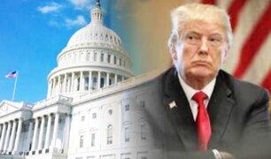 Trump cuestiona a China por lentitud en informar sobre coronavirus