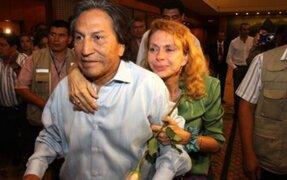 Alejandro Toledo: segundo pedido de extradición será visto este martes 18