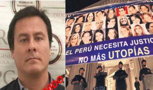 Caso Utopía: extradición desde México de Édgar Paz Ravines será el 5 de setiembre