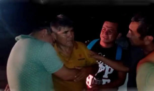 Ucayali: rescatan a empresario por quien pedían S/500 mil