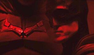 Batman: se revelan primeras imágenes de Robert Pattinson como el Caballero de la Noche