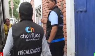 Chorrillos: clausuran fábrica que emitía ruidos hasta altas horas de la noche