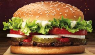 San Valentín: fast food en Perú regalará hamburguesas por foto de tu 'ex'