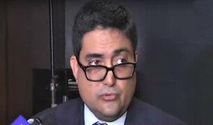 Exprocurador sobre demanda ante Ciadi: me informaron que el Presidente y Premier tenían conocimiento