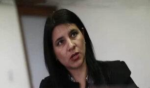Silvia Carrión es la nueva procuradora Ad Hoc para caso Lava Jato