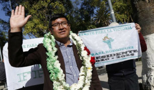 Bolivia: partido político plagió plan de gobierno de Ántero Flores-Aráoz