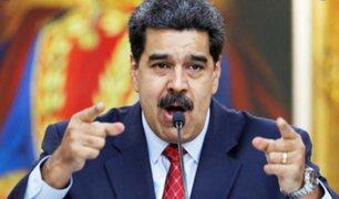 """Coronavirus: Maduro pone a Venezuela en """"cuarentena total"""" y pide $ 5000 mllns. al FMI"""