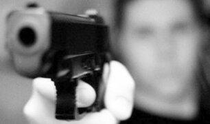 Tarapoto: cámaras captan crimen a empresario en puerta de su casa